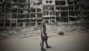gaza morto simone camilli pensieri parole