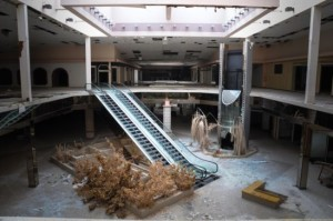 lavoro chiusure centri commerciali