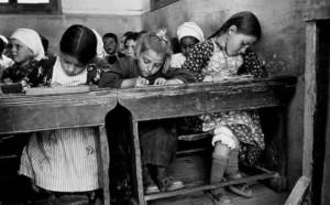 scuola precaria bambini pensieri parole