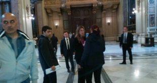 Le Maestre occupano la Basilica: arriva il Ministro Madia