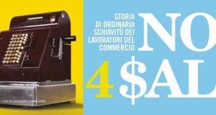 not 4 for $al€ lavoratori commercio
