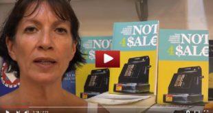NOT 4 $AL€: Stefania, commessa della Coop