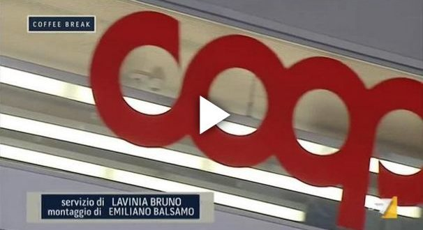 coop video la7 lavoratori