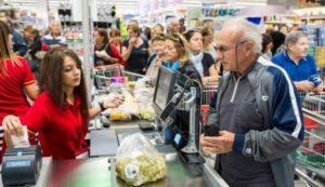 amazon bracciale elettronico cassiera supermercato