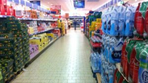 commessa supermercato malattia