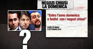 Promesse mancate: scrivete il vostro pensiero a Luigi Di Maio