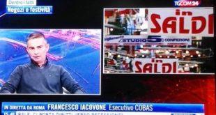 Chiusure domenicali e festive: intervista a Francesco Iacovone