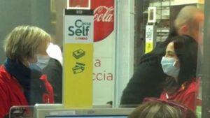 commessa covid19 supermercato