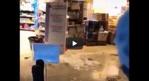 supermercato carrefour video