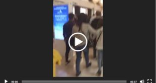 Centro commerciale affollato: il Covid-19 fa shopping / video