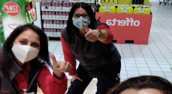 commessi supermercati sars-cov-2